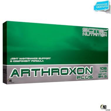 Scitec Arthroxon Plus 108cps. Glucosamina Condroitina e MSM supporto Articolazioni