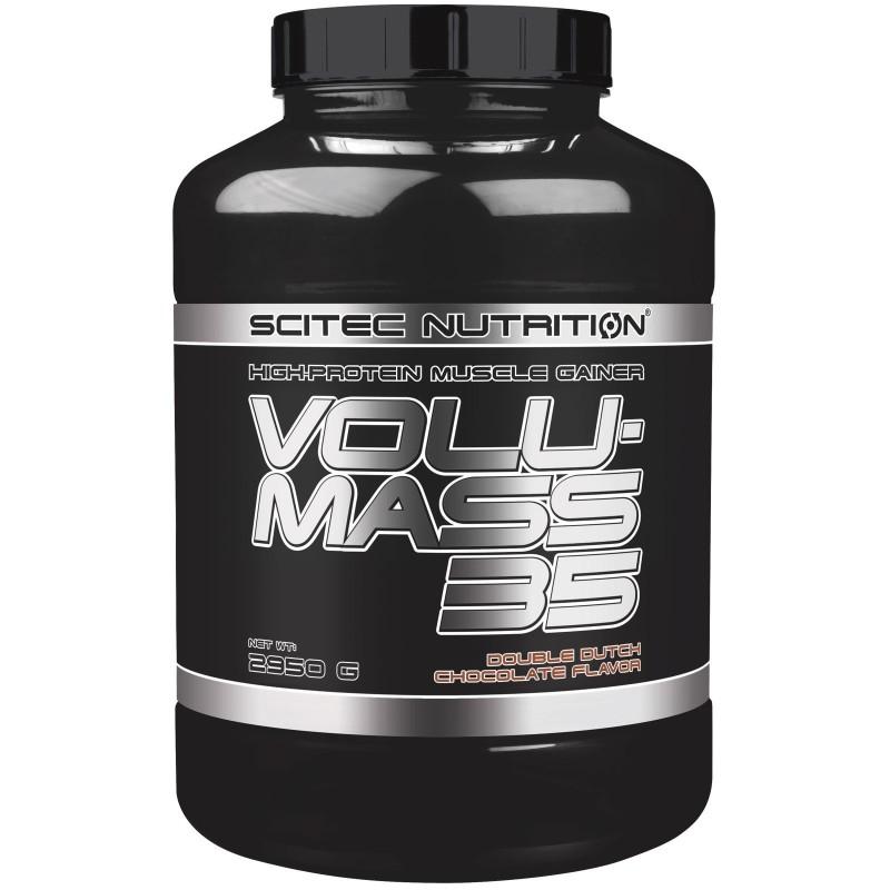 Scitec Volumass 35 2950 gr. Integratore Mega Mass Gainer di Proteine + Creatina in vendita su Nutribay.it