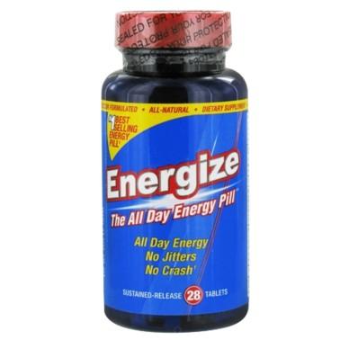 Isatori Energize 28 cpr Energetico N1 con Caffeina Rodiola e Ginseng in vendita su Nutribay.it