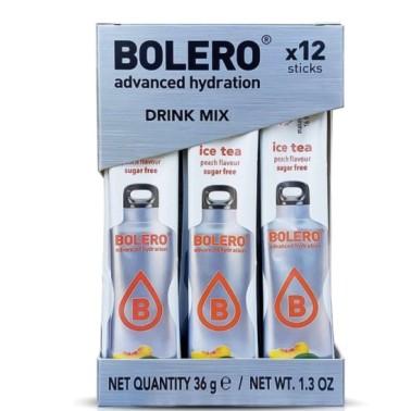 Bolero Drink 12 stick da 3 gr Preparato istantaneo per Bevande Zero Carbo - DRINK - IDRATAZIONE in vendita su Nutribay.it