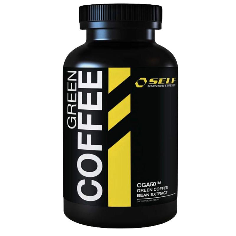 Self Omninutrition Green Coffee 120 cpr. Integratore di Caffe Verde 100% in vendita su Nutribay.it