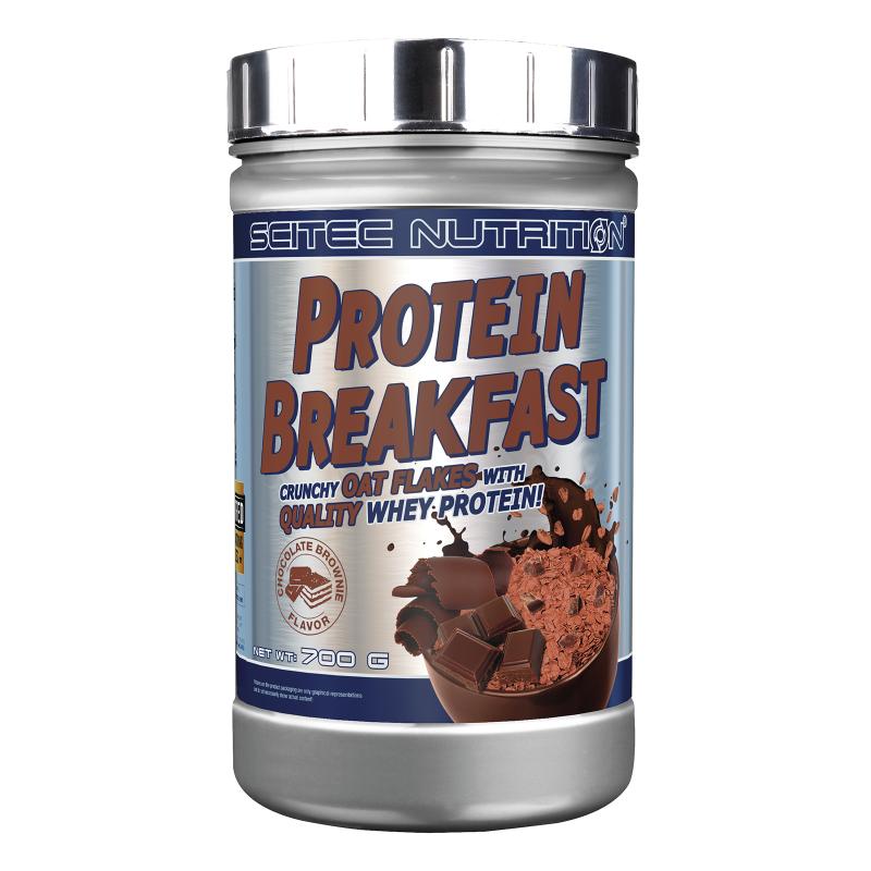 SCITEC Protein Breakfast 700 gr. Fiocchi d' Avena con Proteine del Siero Whey in vendita su Nutribay.it