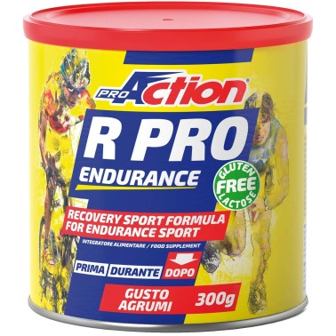Proaction R Pro 300 gr Aminoacidi Ramificati Bcaa Taurina Vitamine Sali minerali in vendita su Nutribay.it