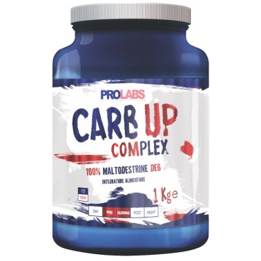 Prolabs Carb Up 1000 gr 1 kg Maltodestrine DE6 Carboidrati senza Gusto in vendita su Nutribay.it