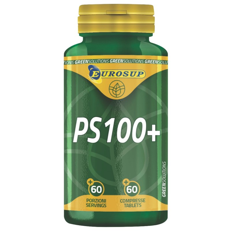 Eurosup PS 100+ 60 cpr Integratore Fosfatidilserina Serina in vendita su Nutribay.it