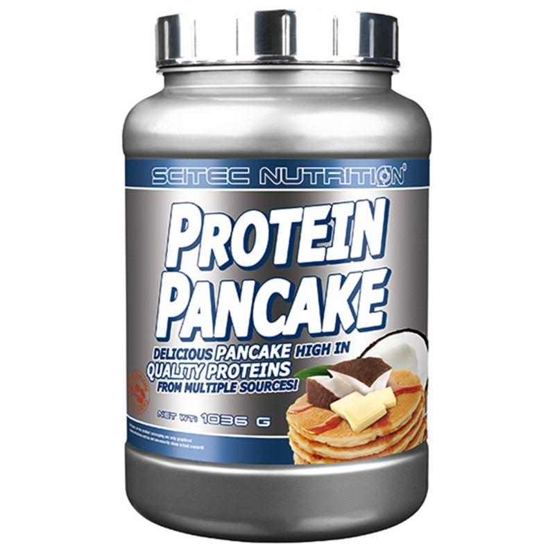 SCITEC NUTRITION Protein Pancake 1036 gr. Preparato Proteico in Polvere con Whey in vendita su Nutribay.it