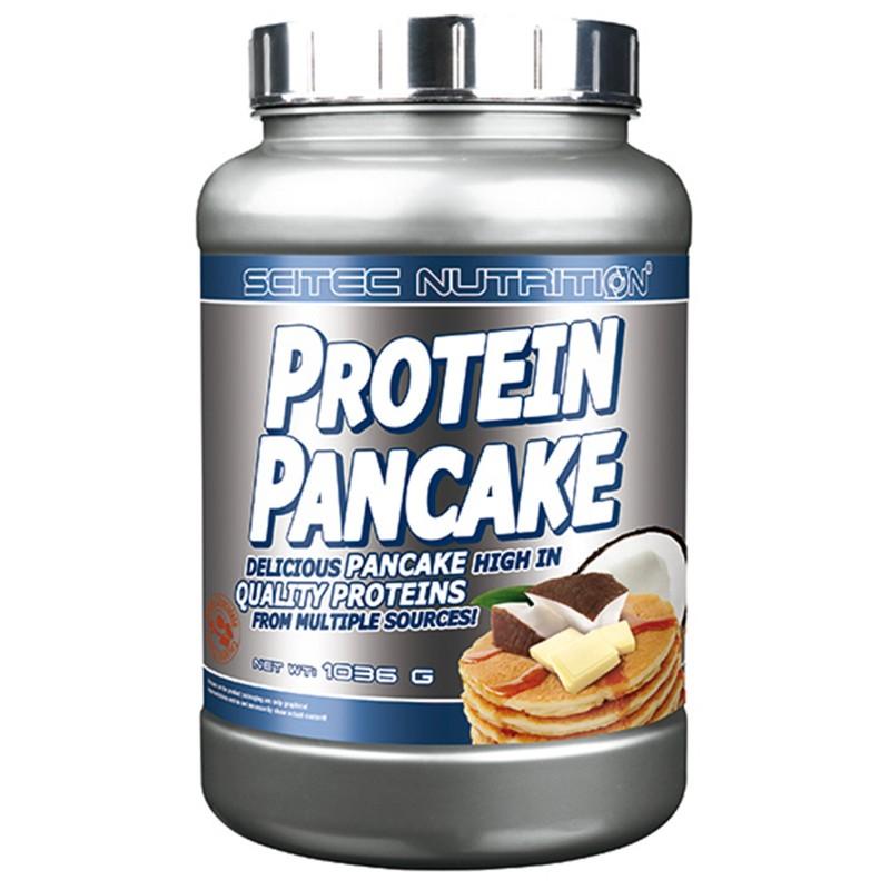 SCITEC NUTRITION Protein Pancake 1036 gr. Preparato Proteico in Polvere con Whey - ALIMENTI PROTEICI - in vendita su Nutribay.it