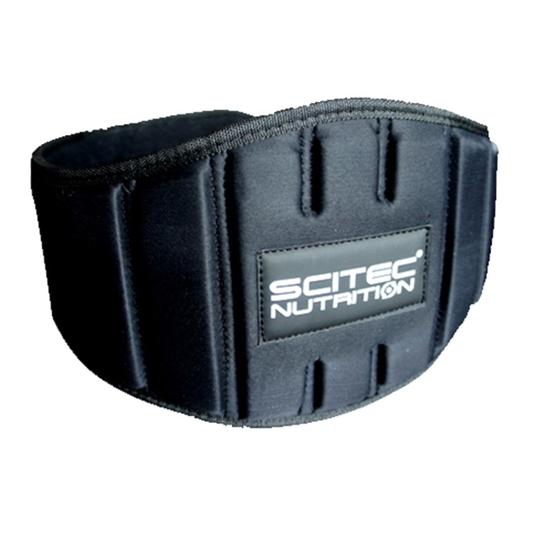 SCITEC NUTRITION Cintura Da Palestra Cinta Fitness Belt per Squat e Powerlifting in vendita su Nutribay.it