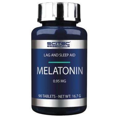 SCITEC Melatonin Pura Melatonina Contro Insonnia per Relax Riposo Sonno in vendita su Nutribay.it