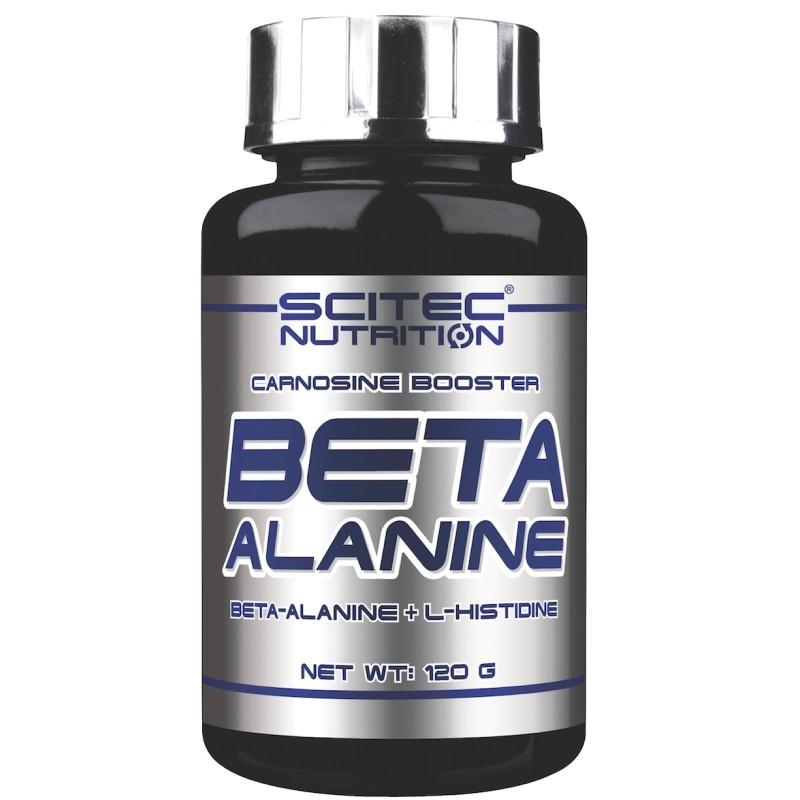 Scitec Nutrition Beta Alanine 150 caps. Integratore di Beta Alanina in vendita su Nutribay.it