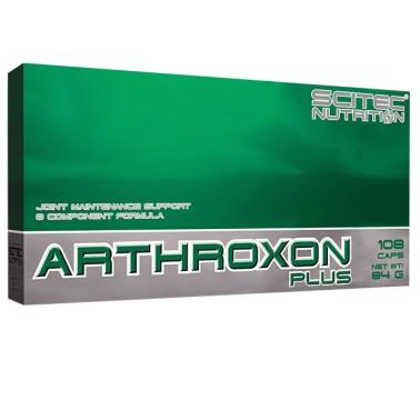 Scitec Arthroxon Plus 108cps. Glucosamina Condroitina e MSM supporto Articolazioni NEM in vendita su Nutribay.it