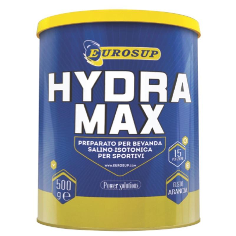 EUROSUP Hydra Max 500 gr. Sali Minerali Magnesio Potassio e Vitamine b1 b2 in vendita su Nutribay.it