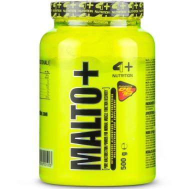 4+ Nutrition Malto+ 500 gr. Integratore di Maltodestrine in polvere Carboidrati - CARBOIDRATI - ENERGETICI - in vendita su Nu...