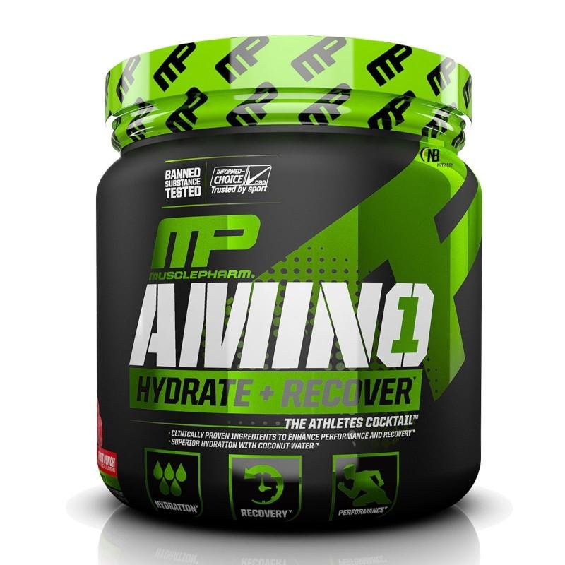 Musclepharm Amino 1 Sport 425 gr. Aminoacidi + Arginina Akg + Taurina in vendita su Nutribay.it