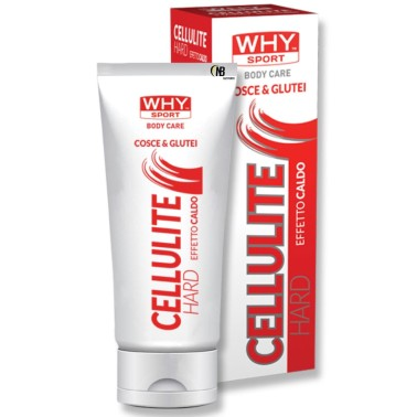 Why Crema Effetto Caldo cosce e glutei anti Cellulite snellente 200 ml. - CREME in vendita su Nutribay.it