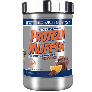 Scitec Nutrition Protein Muffin 720 gr Muffin con Avena e Proteine in vendita su Nutribay.it