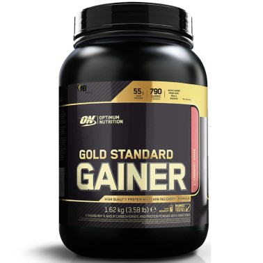 Optimum Nutrition On Gold Standard Gainer 1624 gr Gainer di Proteine Whey - GAINERS AUMENTO MASSA - in vendita su Nutribay.it
