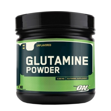 ON Optimum Nutrition Glutamine Powder 630 gr Glutammina in Polvere in vendita su Nutribay.it