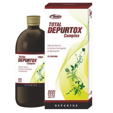 Pronutrition Total Depurtox Complex 500 ml depurativo in vendita su Nutribay.it