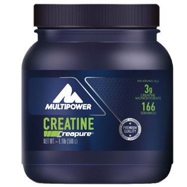 Multipower Creatine 500 gr Creatina Creapure in polvere CREATINA in vendita su Nutribay.it