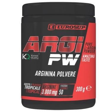 Eurosup Argi Pw 300 gr Arginina in polvere qualita' Kyowa in vendita su Nutribay.it