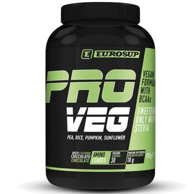 Eurosup Pro Veg 900 gr Proteine Vegane del Riso Pisello Zucca e Girasole - PROTEINE - in vendita su Nutribay.it