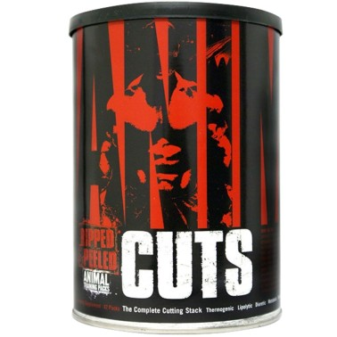 Universal Nutrition Animal Cuts IT 42 pacchi Termogenico Bruciagrassi Drenante in vendita su Nutribay.it