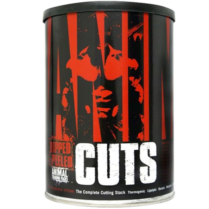 Universal Nutrition Animal Cuts IT 42 pacchi Termogenico Bruciagrassi Drenante in vendita su Nutribay.it