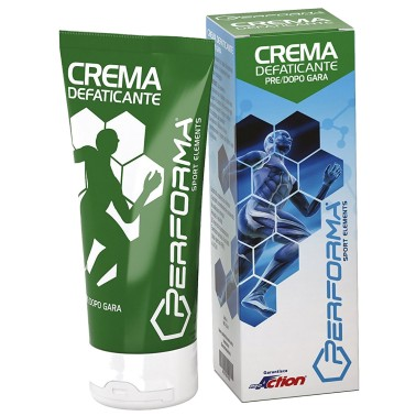 Proaction Performa - Crema Defaticante Pre/Dopo Gara 100ml - CREME - in vendita su Nutribay.it