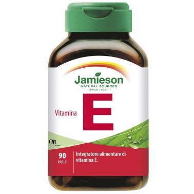 Jamieson Vitamina E 90 Perle Integratore Vitamine E Antiossidante in vendita su Nutribay.it