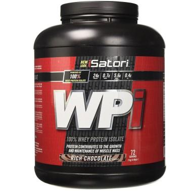 Isatori WPI 100% Whey Protein Isolate 2 kg Proteine Isolate - PROTEINE - in vendita su Nutribay.it