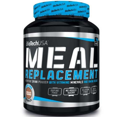 Biotech USA Meal Replacement 750 gr Pasto Sostitutivo Proteico - ALIMENTI PROTEICI in vendita su Nutribay.it