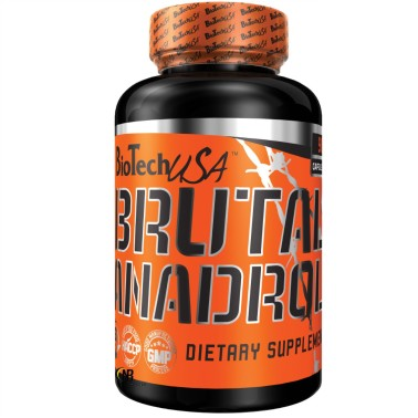 Brutal Anadrol 90 caps. Tribulus Terrestris + Aakg complex in vendita su Nutribay.it