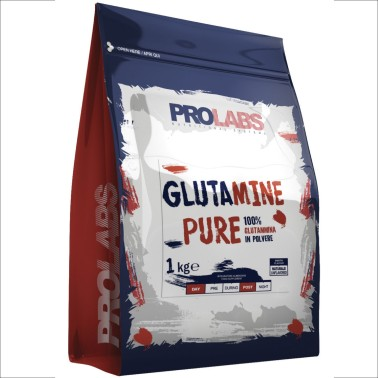 PROLABS Pure Glutamine 1 kg Glutammina in Polvere in vendita su Nutribay.it