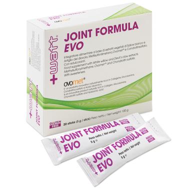 +WATT JOINT Formula EVO Glucosamina Condroitina + Vitamina C Articolazioni - BENESSERE ARTICOLAZIONI - in vendita su Nutribay.it