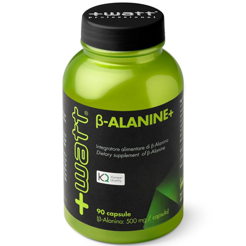 +Watt Beta Alanina 90c. Kyowa Alanine Riduce Acido Lattico aumenta il Recupero