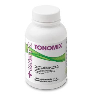 +Watt Tonomix 100 cpr Complesso per Il Recupero Muscolare in vendita su Nutribay.it