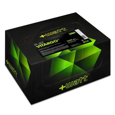 +Watt Pure Vitargo 3,6 kg Multipack 6 confezioni da 600 gr. in vendita su Nutribay.it