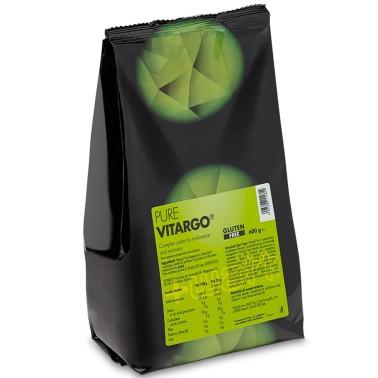 +Watt Pure Vitargo 600 gr Carboidrati Complessi Rapido Assorbimento per Recupero in vendita su Nutribay.it