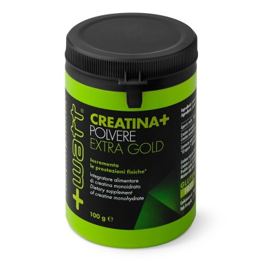 +WATT CREATINA EXTRA GOLD polvere 100gr qualita' purissima CREAPURE - CREATINA - in vendita su Nutribay.it