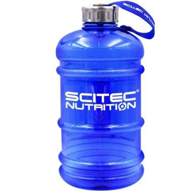 SCITEC WATER JUG DA 2,2 LITRI BOTTIGLIA PER PALESTRA CON MANICO ACCESSORI in vendita su Nutribay.it