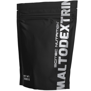 SCITEC NUTRITION Maltodextrin 2,5 Kg Maltodestrine in vendita su Nutribay.it