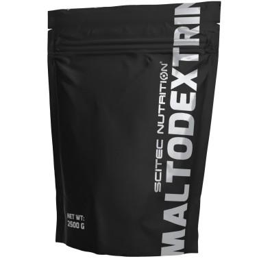 SCITEC NUTRITION Maltodextrin 2,5 Kg Maltodestrine CARBOIDRATI - ENERGETICI in vendita su Nutribay.it