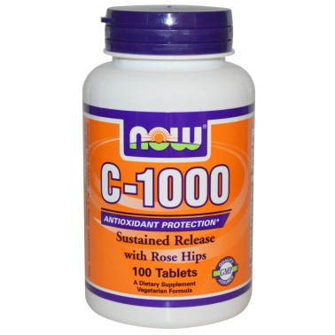 NOW FOODS Multivitaminico C 1000 Integratore Vitamina C con Bioflavonidi - VITAMINE in vendita su Nutribay.it