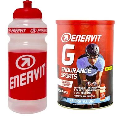 Enervit G Sport Endurance 420 gr. Sali Minerali Magnesio Potassio e Maltodestrine in vendita su Nutribay.it