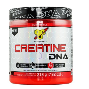 BSN DNA CREATINE 216 gr. CREATINA MONOIDRATO IN POLVERE in vendita su Nutribay.it