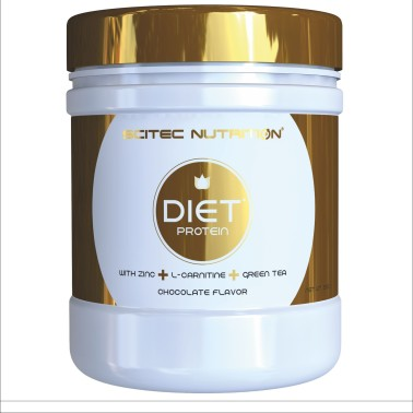 SCITEC NUTRITION Diet Protein 390 gr Proteine Specifiche per Dimagrimento - BRUCIA GRASSI TERMOGENICI in vendita su Nutribay.it