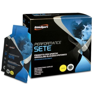 ETHIC SPORT Performance Sete 14 Buste Idrosalino Ipotonico Sali minerali in vendita su Nutribay.it