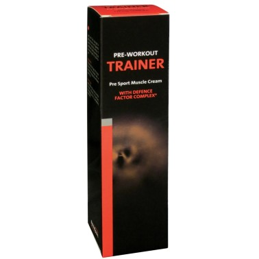 ETHIC SPORT Trainer 150 ml Crema Pre Allenamento in vendita su Nutribay.it