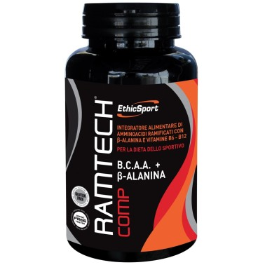 ETHIC SPORT RAMTECH Comp - 120 cpr Aminocidi e beta alanina Kyowa in vendita su Nutribay.it